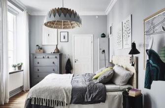 Идеи дизайна спальной комнаты