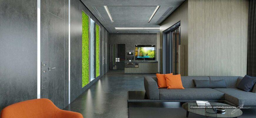 Архитектурное проектирование и дизайн помещений